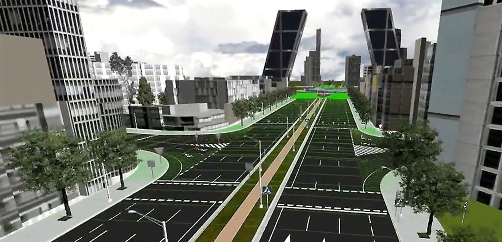 Curso BIM para Infraestructuras Diseño y Construcción (40h).- SANTIAGO DE CHILE (Marzo 2019)