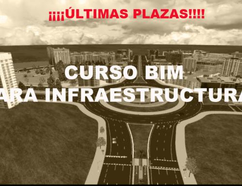 Curso BIM para Infraestructuras (42h) – Diseño – MADRID – Abril 2019.