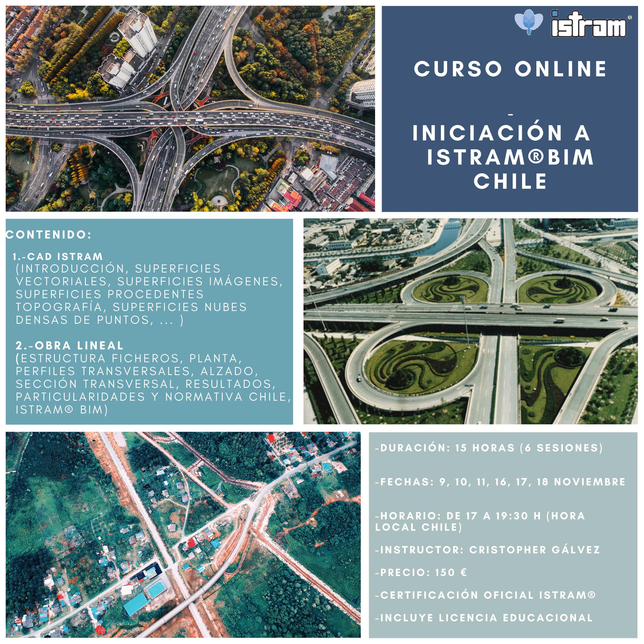 CURSO ONLINE INICIACIÓN A ISTRAM SOFTWARE BIM